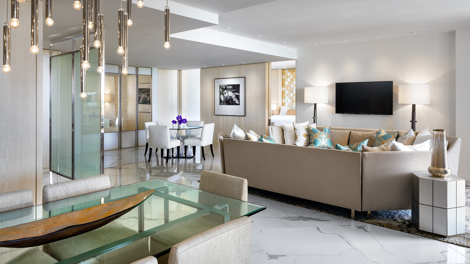 The St. Regis Bal Harbour Ambassador Suite