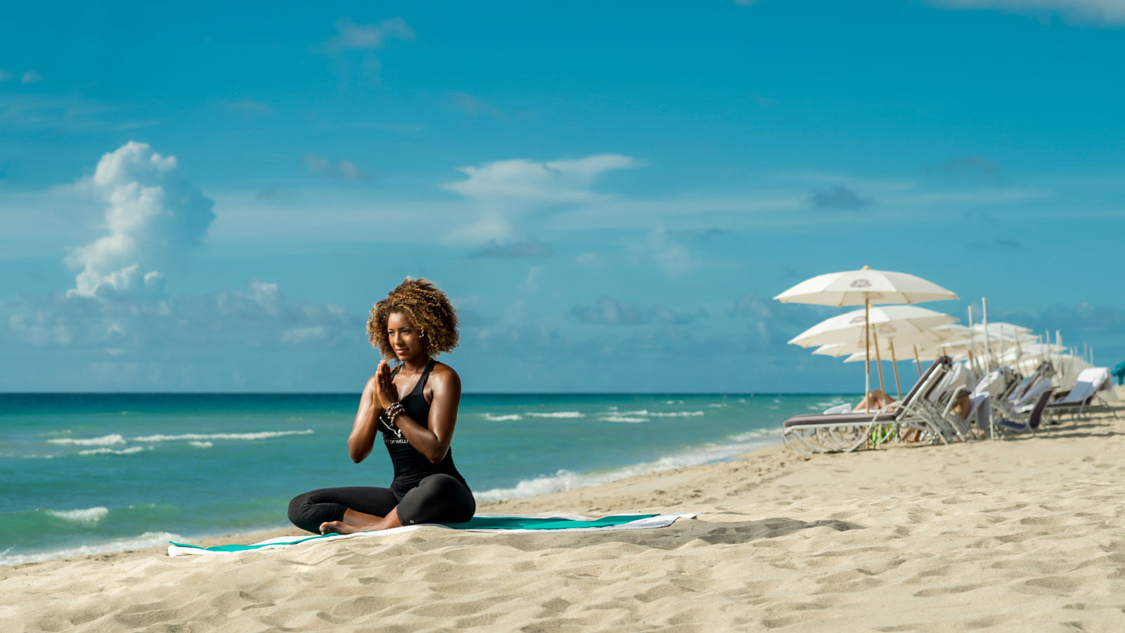 Fitness Wellness - The St. Regis Bal Harbour Resort